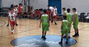 Ingeniero Raver y Sportivo Pilar disputaron su encuentro U15